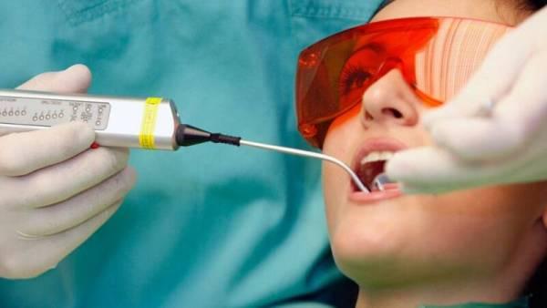Особенности лечения пародонтита лазером