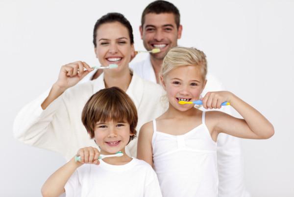 Обучение индивидуальной гигиене полости рта по пахомову