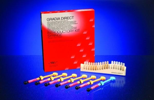 Инструкция по применению пломбы Gradia Direct