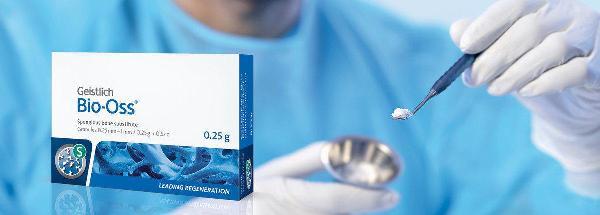 Характеристики и сферы применения костного материала Bio Oss
