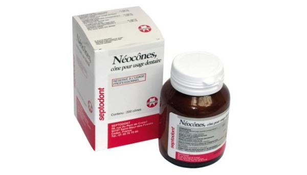 Неоконус в стоматологии для профилактики альвеолитов
