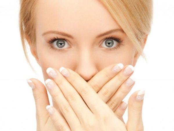 Признаки злокачественных опухолей полости рта