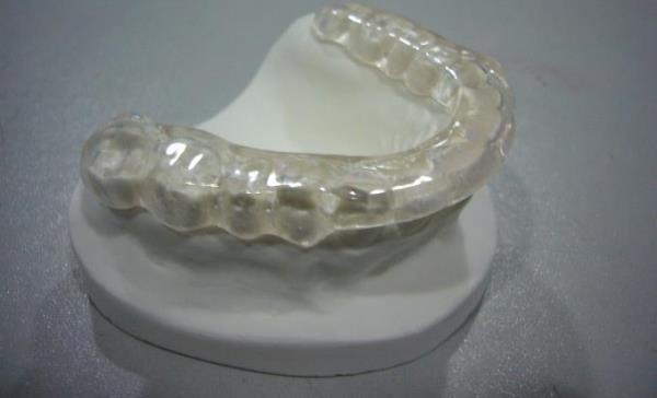 разобщающая каппа в стоматологии