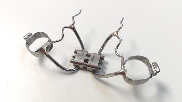 Элементы конструкции устройства