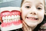 Прикус молочных зубов