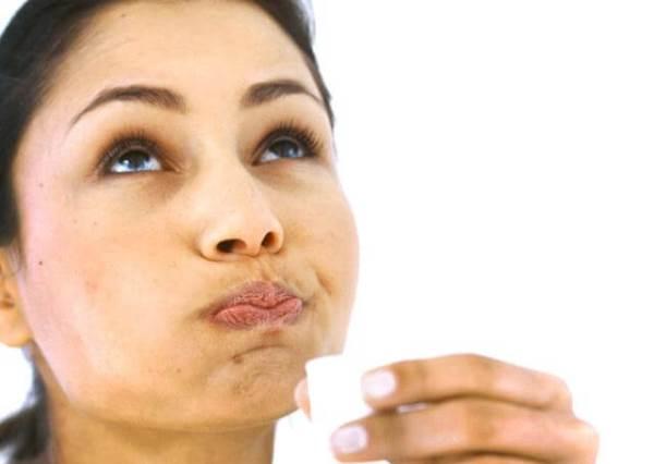 Ожог десны после лечения зуба