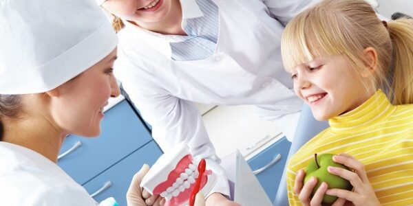 Профилактика кариеса у детей раннего возраста
