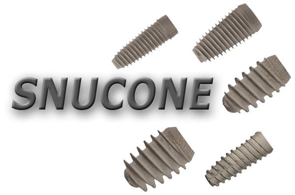 Особенности имплантатов Snucone