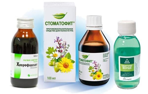 Готовые препараты