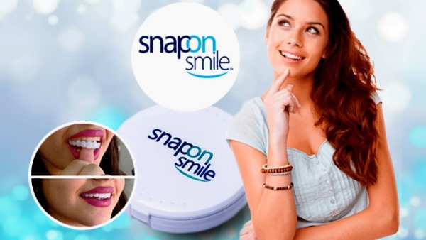 Что представляют собой виниры Snap on Smile