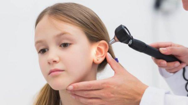 Состояние здоровья органов слуха