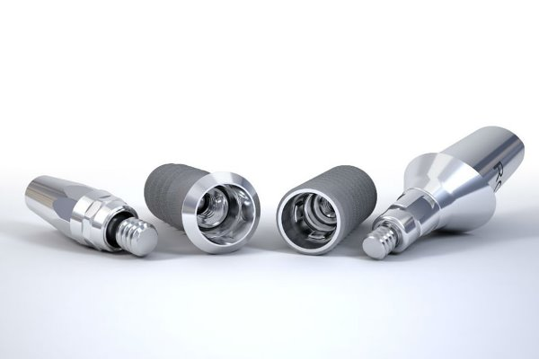 Из какого материала делают импланты для зубов