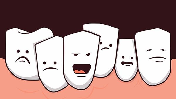 Скученность зубов у детей и взрослых
