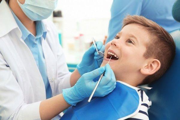 Скученность зубов у детей