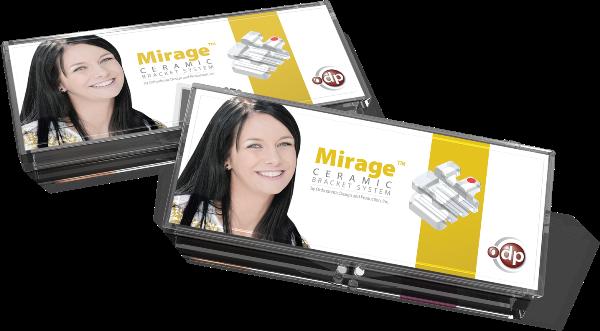 Особенности модели Mirage