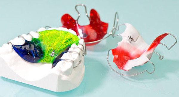 Ортодонтические пластины