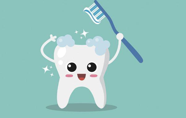 Трепанация интактного зуба