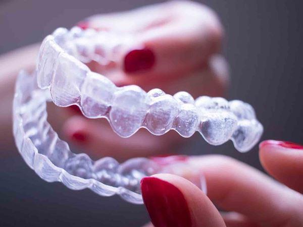 Ортодонтические капы 3d smile