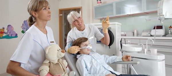 Лечение зубов под закисью азота у взрослых