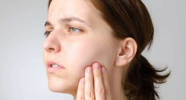 Клиническая картина остита челюсти